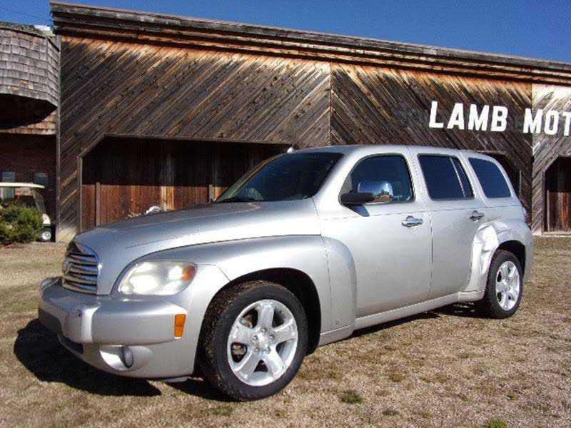Chevrolet HHR 2006 $1900.00 incacar.com
