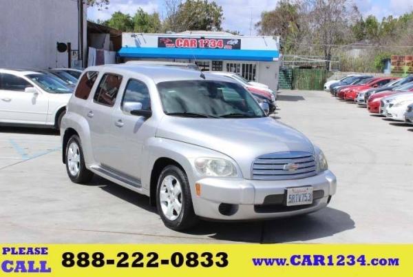 Chevrolet HHR 2006 $3475.00 incacar.com