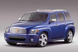 Chevrolet HHR 2006 $2410.00 incacar.com