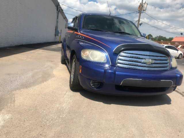 Chevrolet HHR 2006 $500.00 incacar.com
