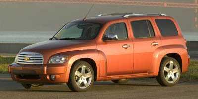 Chevrolet HHR 2007 $2369.00 incacar.com