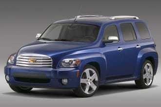 Chevrolet HHR 2007 $2990.00 incacar.com