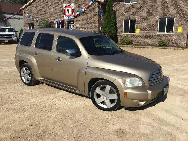 Chevrolet HHR 2008 $888.00 incacar.com