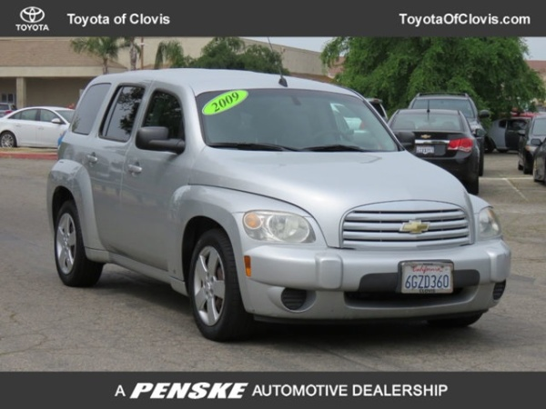 Chevrolet HHR 2009 $3400.00 incacar.com