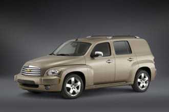 Chevrolet HHR 2009 $1988.00 incacar.com