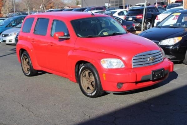 Chevrolet HHR 2009 $3859.00 incacar.com