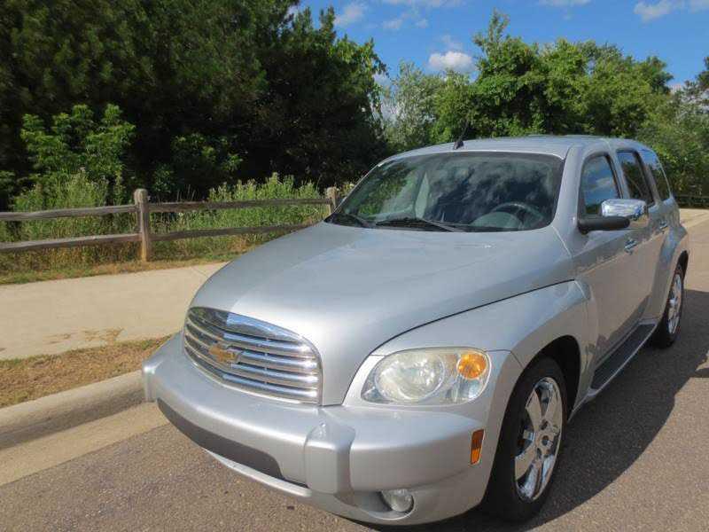 Chevrolet HHR 2009 $2500.00 incacar.com