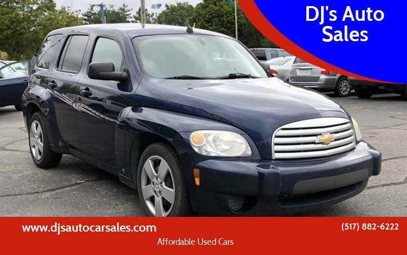 Chevrolet HHR 2010 $1700.00 incacar.com