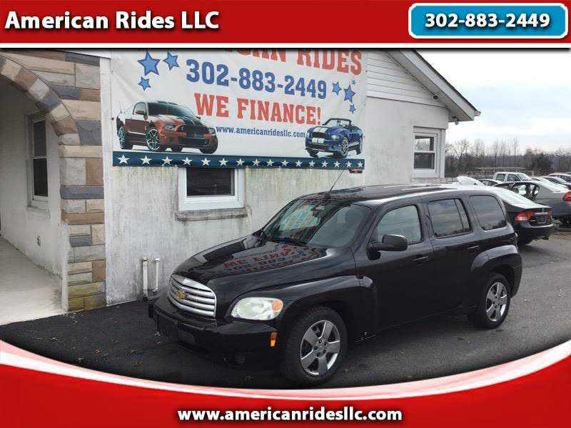 Chevrolet HHR 2010 $4495.00 incacar.com