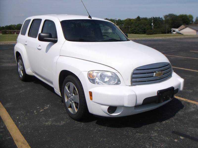 Chevrolet HHR 2010 $3500.00 incacar.com