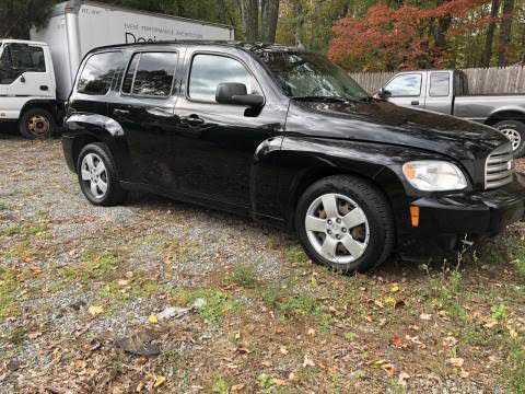 Chevrolet HHR 2010 $3750.00 incacar.com