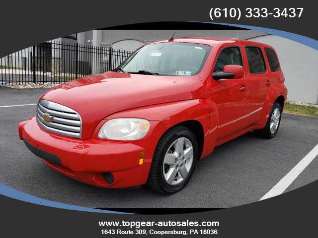 Chevrolet HHR 2010 $2910.00 incacar.com