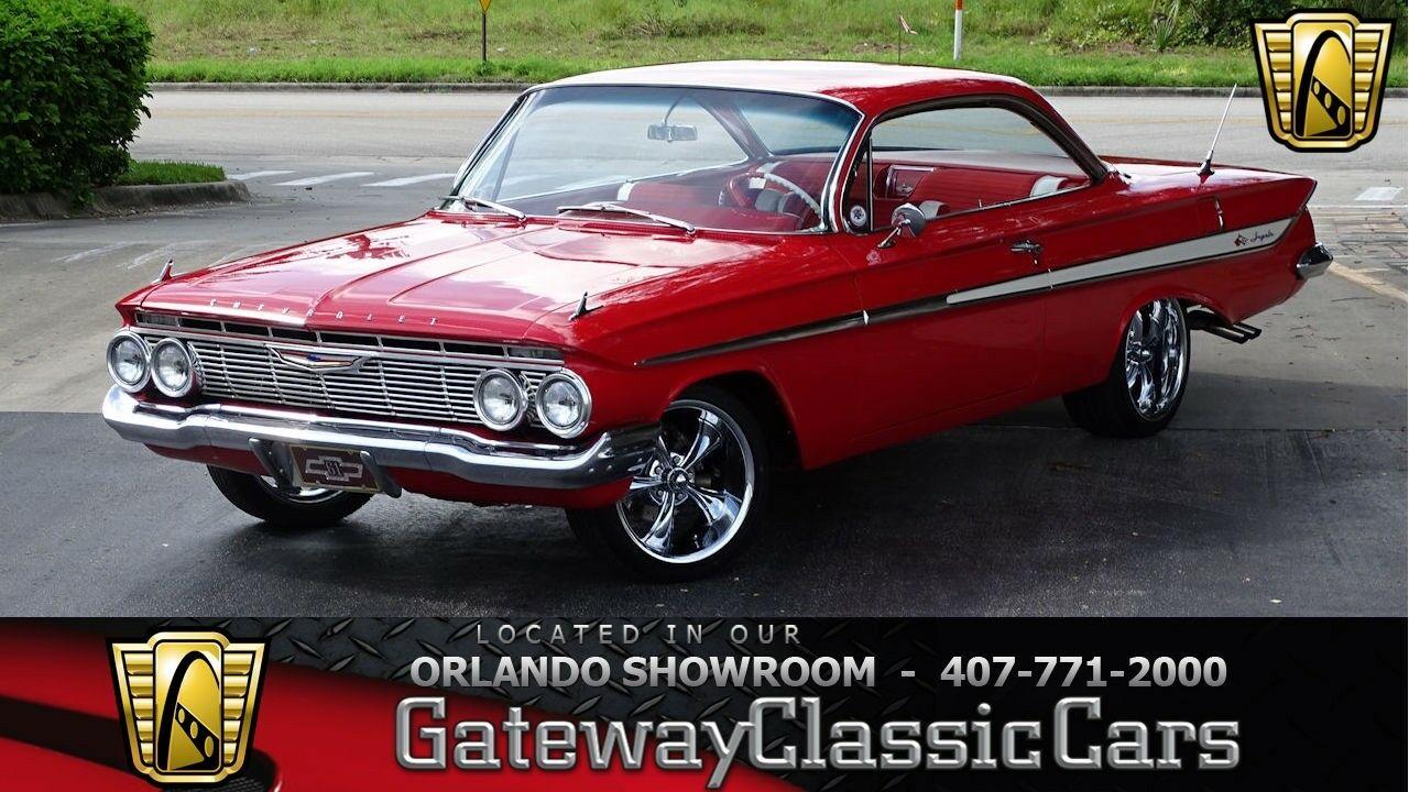 Chevrolet Impala 1961 $59000.00 incacar.com