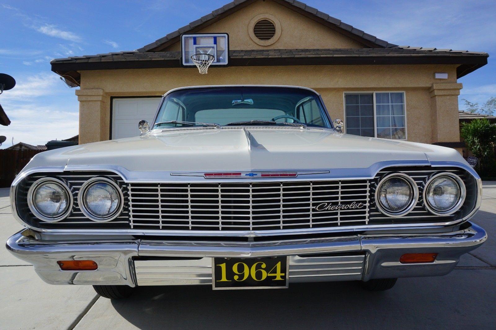 Chevrolet Impala 1964 $29000.00 incacar.com
