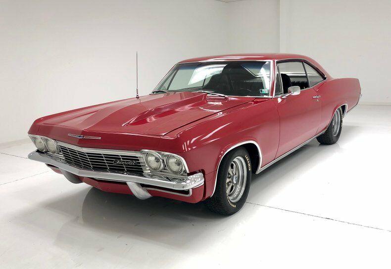 Chevrolet Impala 1965 $10200.00 incacar.com
