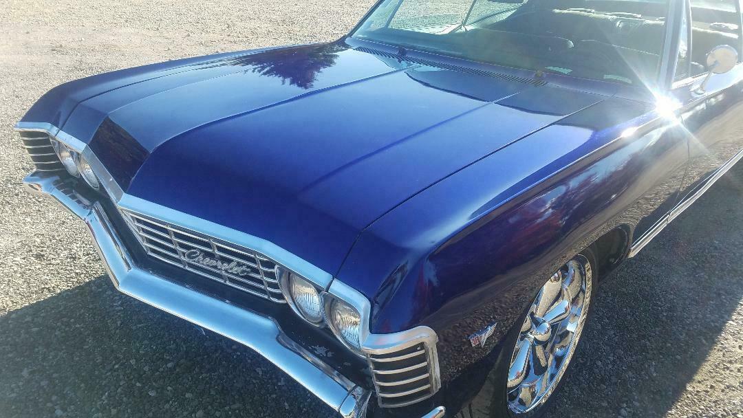 Chevrolet Impala 1967 $10000.00 incacar.com