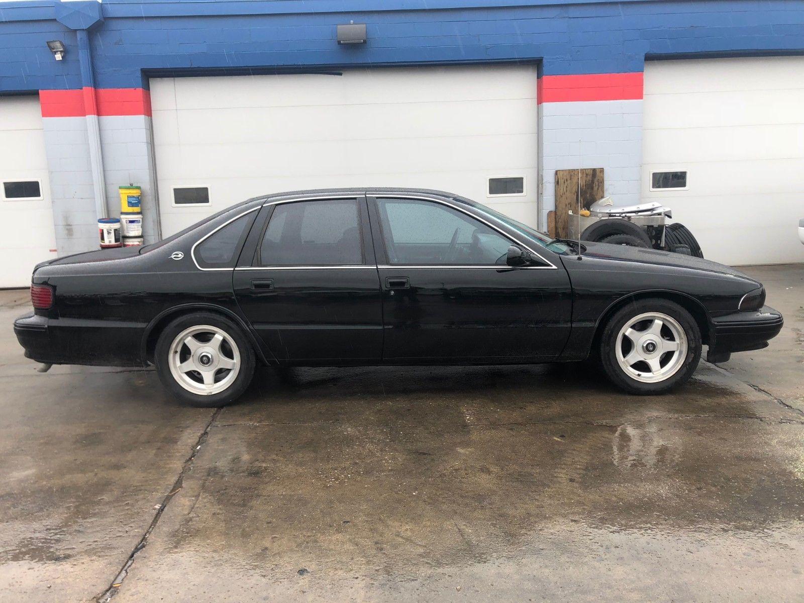 Chevrolet Impala 1996 $5000.00 incacar.com