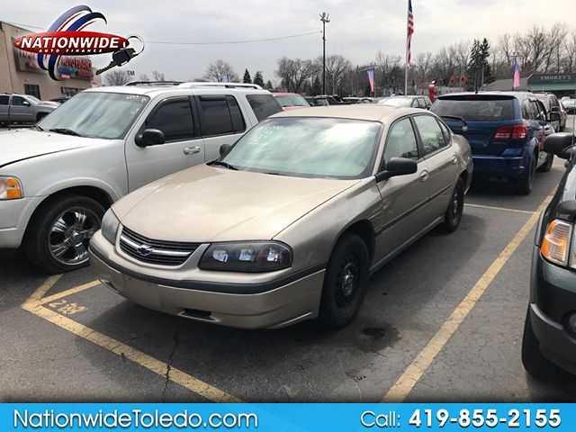 Chevrolet Impala 2001 $1000.00 incacar.com