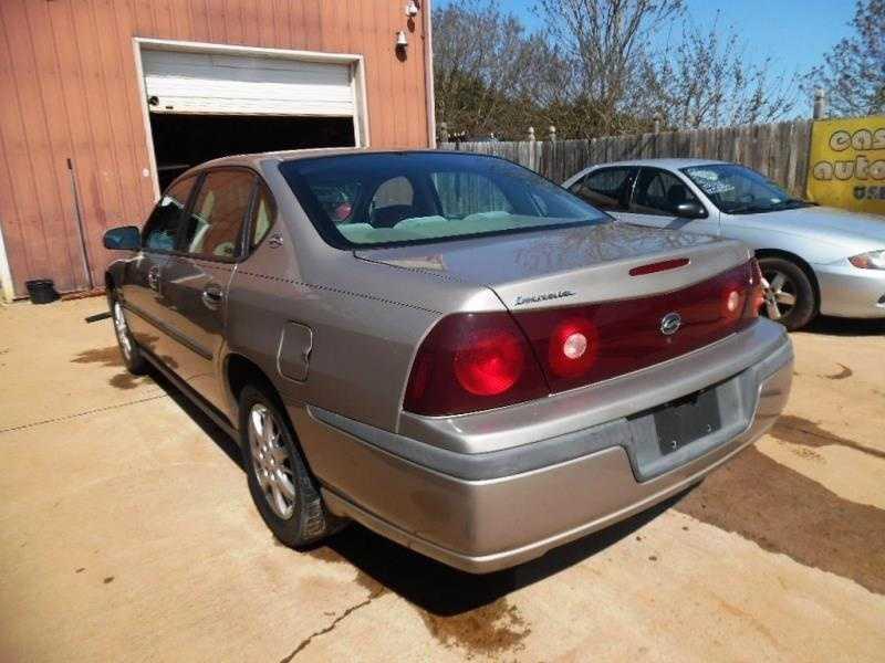 Chevrolet Impala 2001 $995.00 incacar.com
