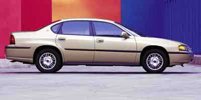 Chevrolet Impala 2001 $2981.00 incacar.com