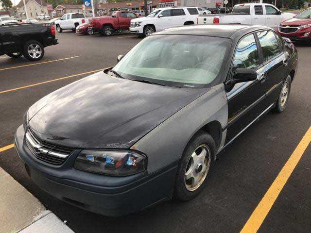 Chevrolet Impala 2002 $999.00 incacar.com