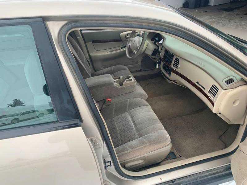 Chevrolet Impala 2002 $1550.00 incacar.com