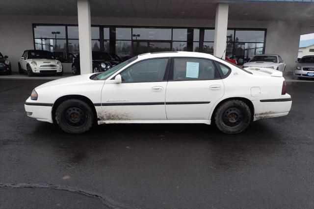 Chevrolet Impala 2002 $995.00 incacar.com
