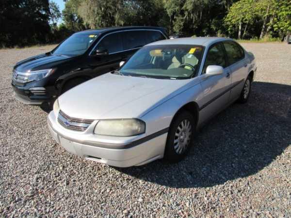 used Chevrolet Impala 2002 vin: 2G1WF52EX29127953