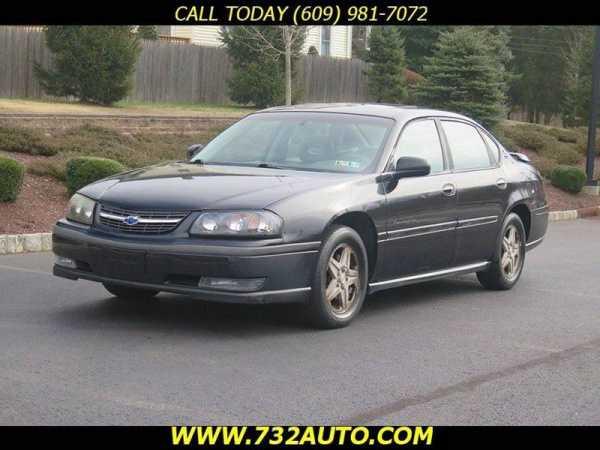 Chevrolet Impala 2002 $1900.00 incacar.com