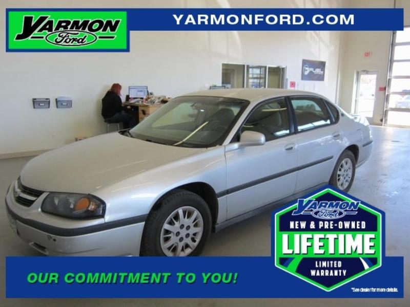 Chevrolet Impala 2003 $3395.00 incacar.com