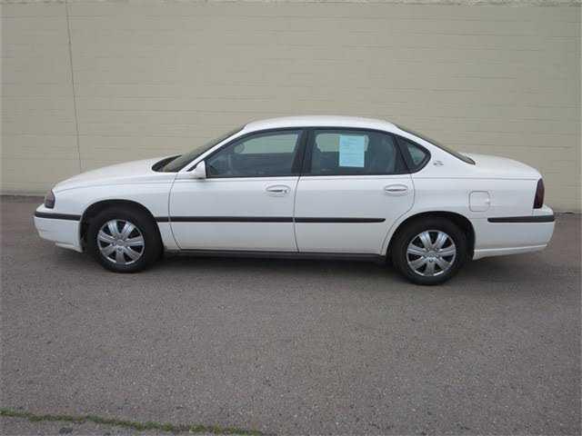 Chevrolet Impala 2003 $1295.00 incacar.com