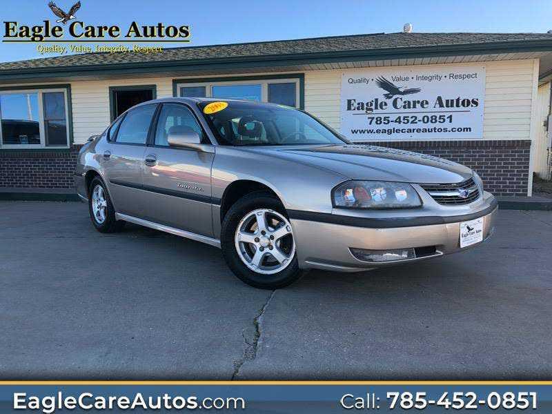 Chevrolet Impala 2003 $4995.00 incacar.com