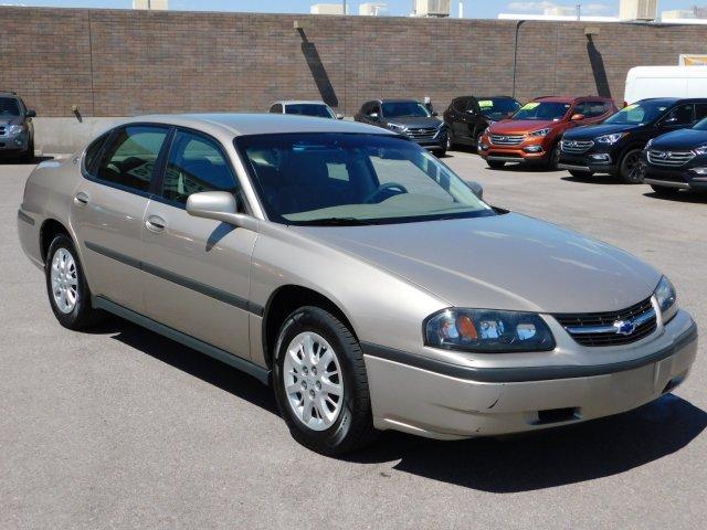 Chevrolet Impala 2003 $7944.00 incacar.com