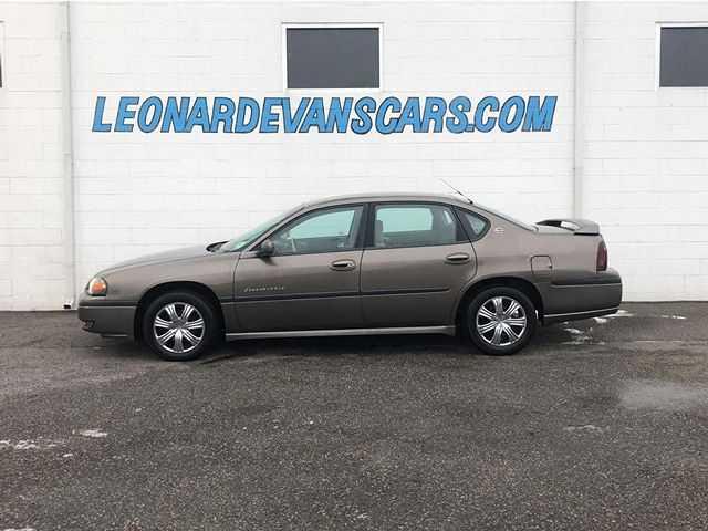 Chevrolet Impala 2003 $1500.00 incacar.com