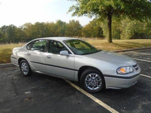 Chevrolet Impala 2003 $6595.00 incacar.com