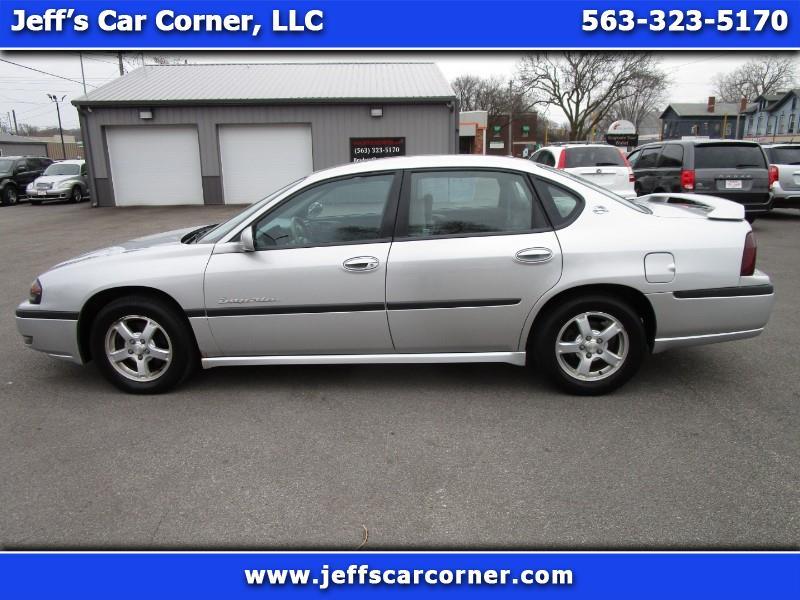 Chevrolet Impala 2003 $6000.00 incacar.com