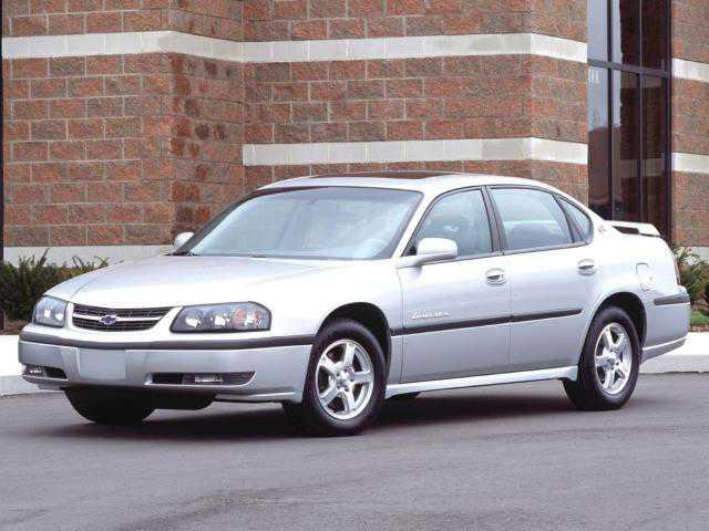 Chevrolet Impala 2003 $1309.00 incacar.com