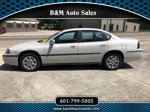 Chevrolet Impala 2003 $3490.00 incacar.com