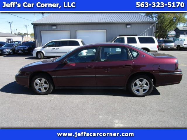 Chevrolet Impala 2004 $5900.00 incacar.com