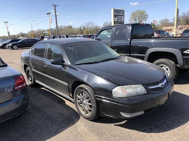 Chevrolet Impala 2004 $1200.00 incacar.com