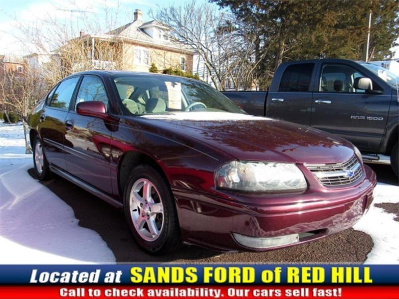 Chevrolet Impala 2004 $3000.00 incacar.com