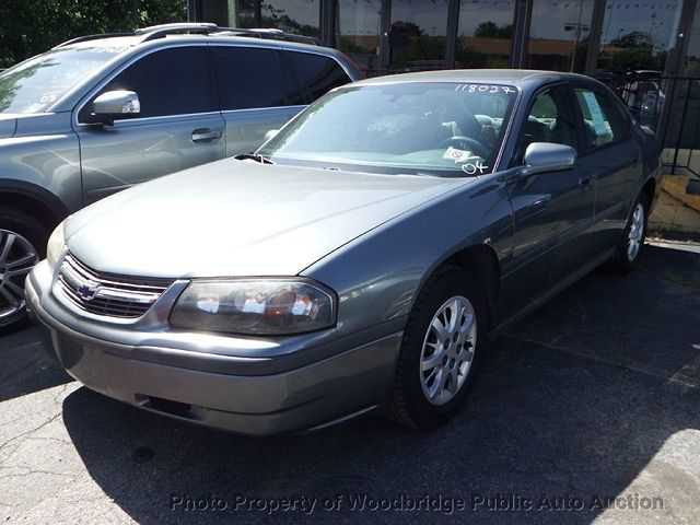 Chevrolet Impala 2004 $2200.00 incacar.com