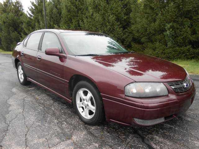 Chevrolet Impala 2004 $899.00 incacar.com