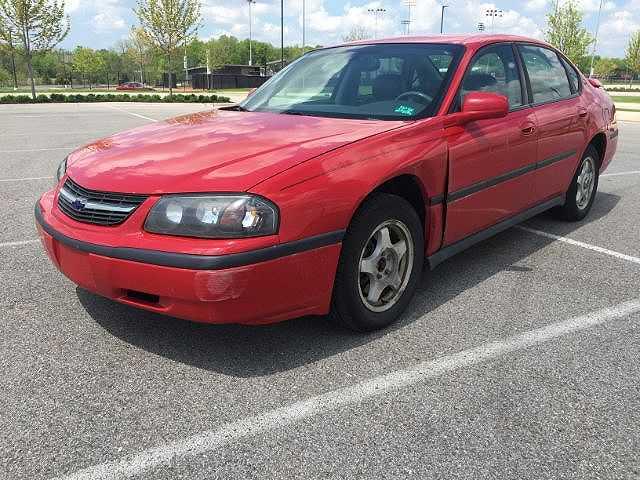 Chevrolet Impala 2004 $1499.00 incacar.com