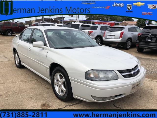 used Chevrolet Impala 2004 vin: 2G1WH52K149443471