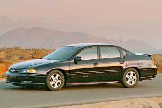 Chevrolet Impala 2005 $1790.00 incacar.com