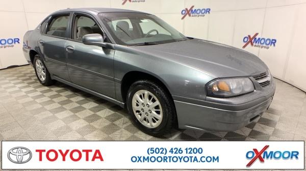 Chevrolet Impala 2005 $3500.00 incacar.com
