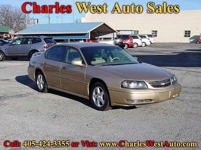 Chevrolet Impala 2005 $4995.00 incacar.com