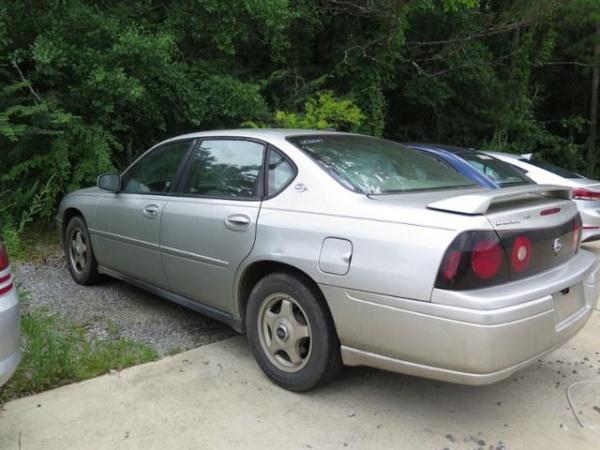 Chevrolet Impala 2005 $1500.00 incacar.com