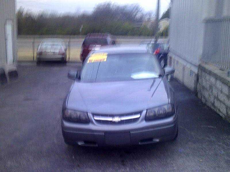 Chevrolet Impala 2005 $3295.00 incacar.com